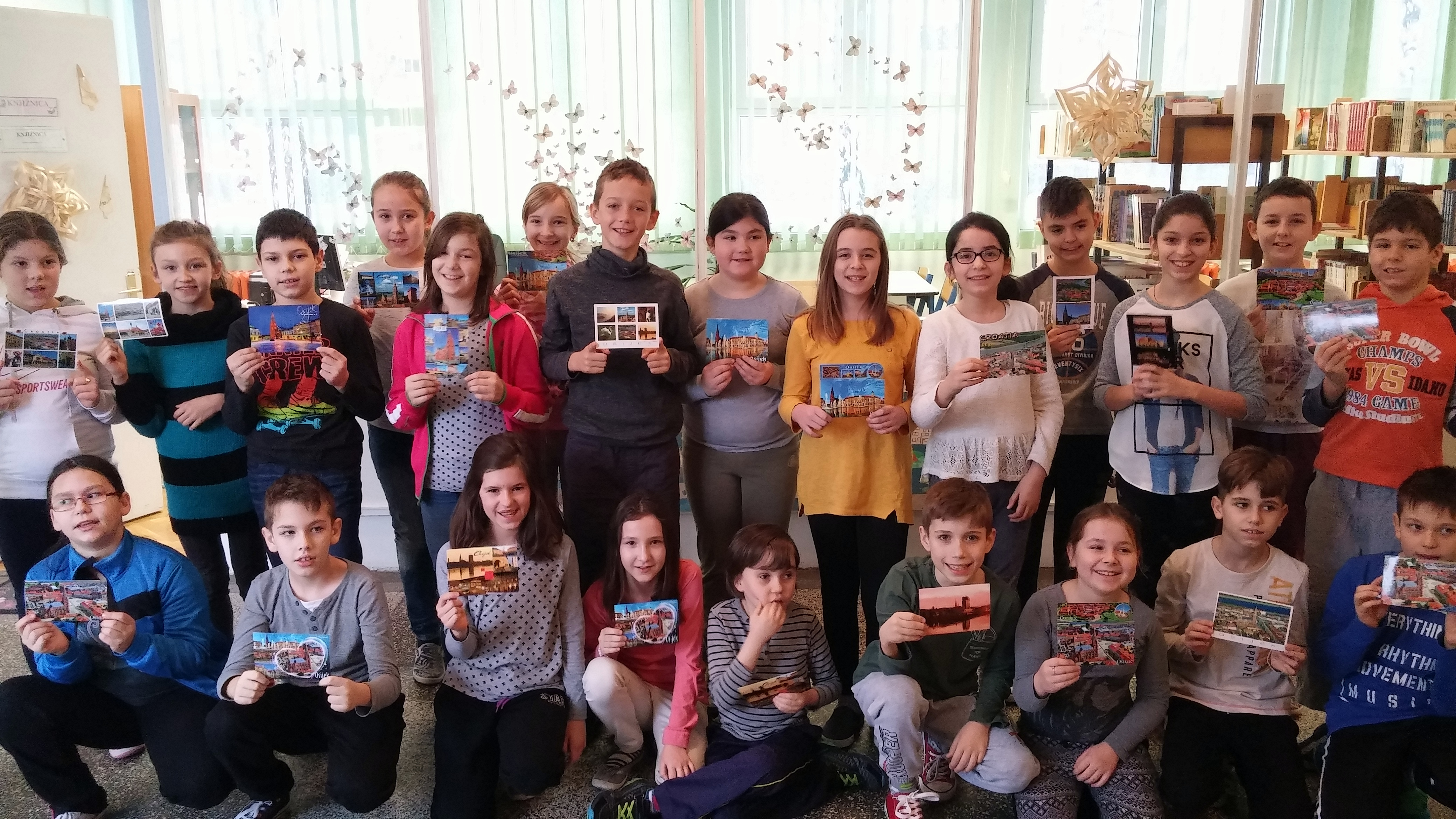 Osnovna Skola Vijenac Naslovnica Projekt Hrvatske Razglednice